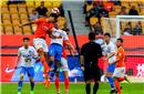 武汉卓尔1-1战平天津泰达 遭遇联赛五轮不胜