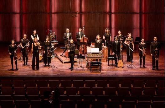 当笙遇见荷兰巴洛克古乐团:东西古典乐的碰撞
