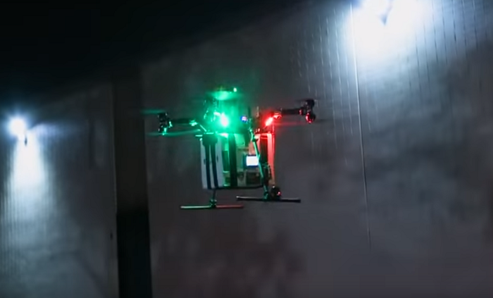 争分夺秒:无人机运送肾