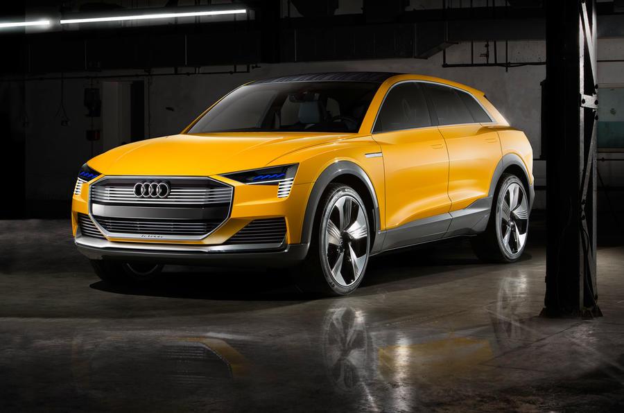 奥迪加速氢燃料电池技术研发 与电动汽车并举
