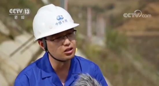 中铁十局大临铁路项目部副总工程师 全斐: