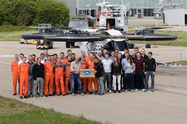 可垂直起降 空客无人驾驶验证机CityAirbus首飞成功