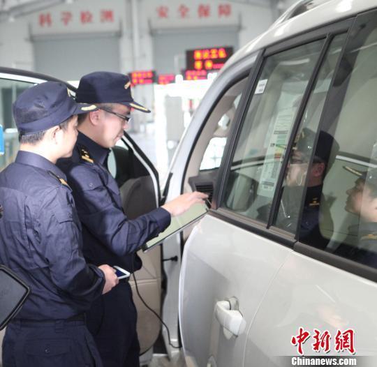 """浙江梅山口岸汽车整车进口迈入""""百亿时代"""""""