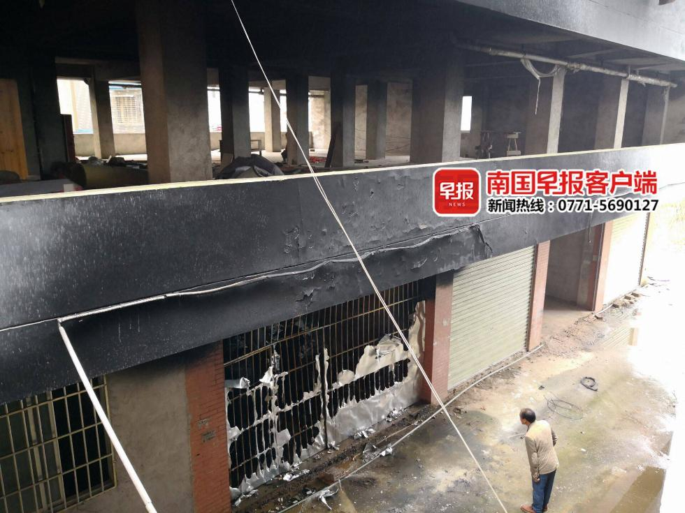 广西桂林民房起火,致5人死亡38人受伤