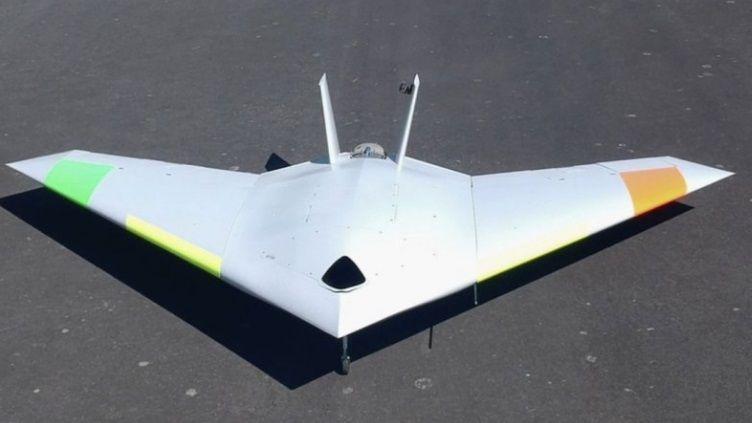 创造历史!英国研发世界首款无控制面无人机