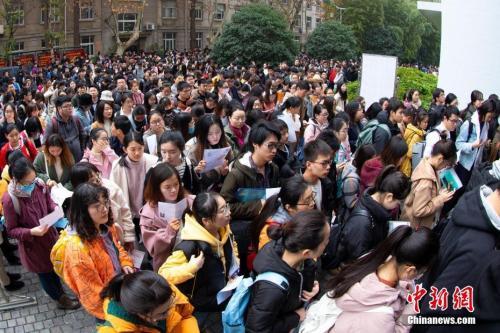 2019国考将补录3000余人 考生今起可提交调剂申请