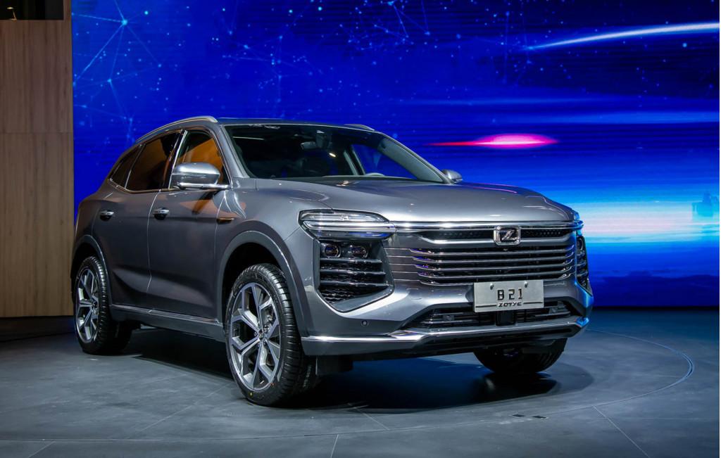 T600 SUV打前站 众泰2020年进军美国市场