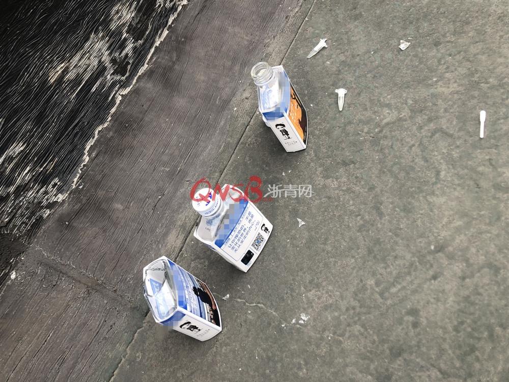 突发 今早,杭州绿洲花园一15岁初中男生从楼顶坠亡