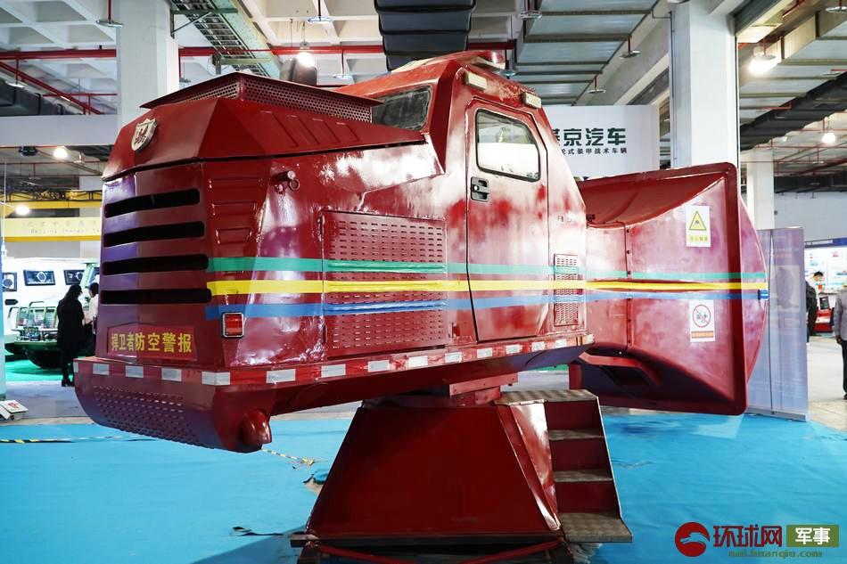 狮吼功来了!中国造的世界最大防空警报器亮相