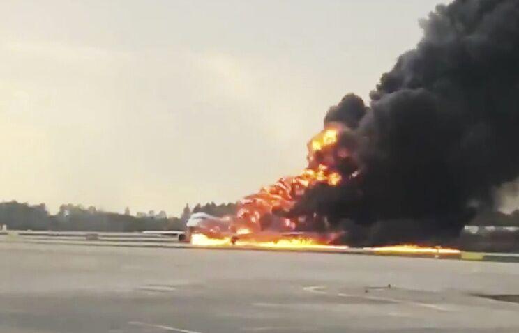 大多数人死于燃烧产物中毒?消息人士透露俄航遇难者死因