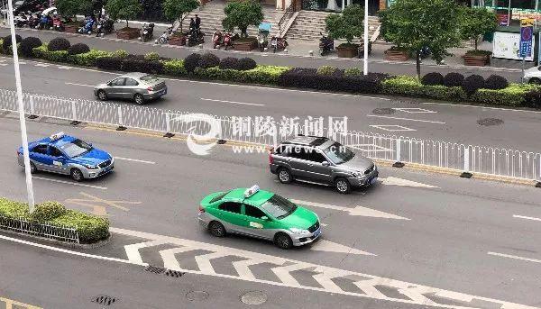 安徽铜陵市区巡游出租车6月1日起开始调价!起步价、车公里租价、等时费都涨了