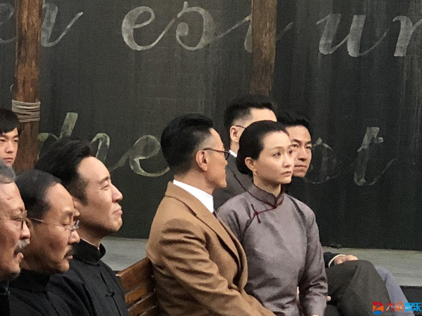"""""""知否""""张桂芬穿越民国 塑造民国大女人江冬秀"""