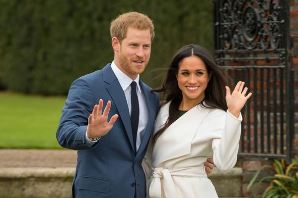 梅根王妃产下一名男婴 是英国王位第7顺位继承人