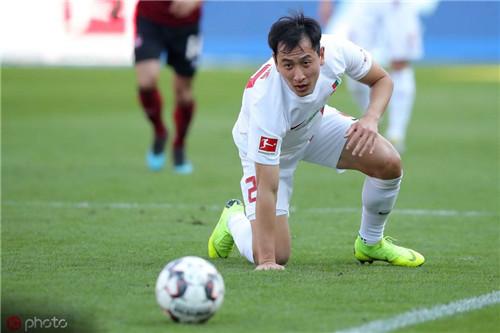 韩国国脚池东沅下赛季加盟德甲美因茨俱乐部