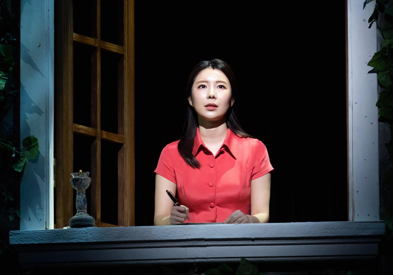 音乐剧《那些日子》J-Min盛况结束首尔公演