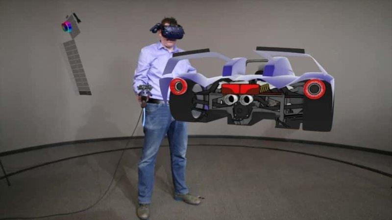 福特全球测试3D虚拟现实汽车设计 跨区域实时协作