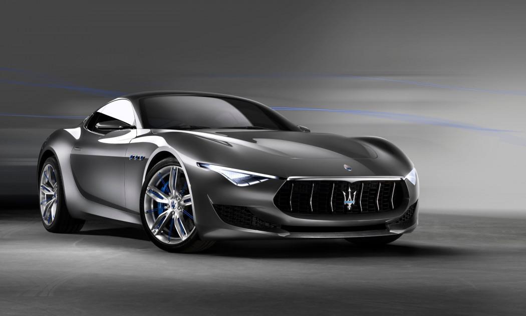 玛莎拉蒂将在2022步入电动化进程 不会放弃内燃引擎
