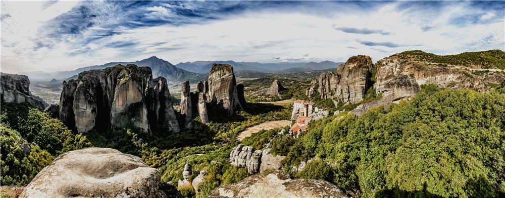 希腊唯一的自然与文化双遗产
