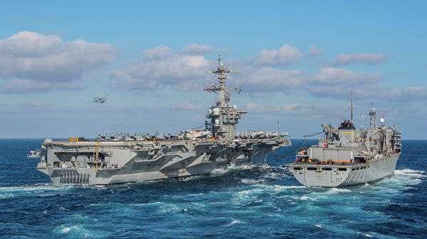 美国在中东部署航母,影响效果却屡遭质疑
