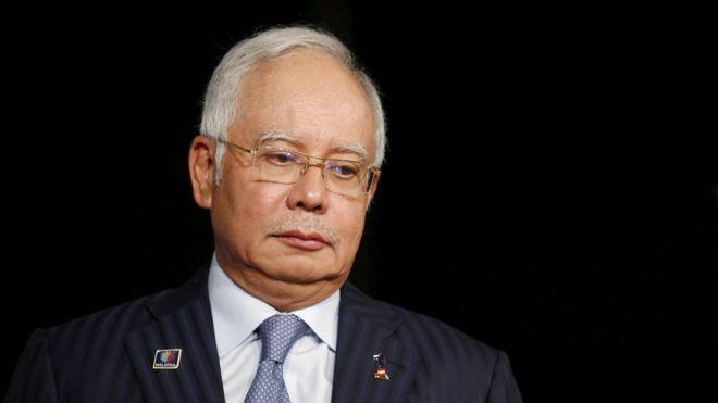 马来西亚前总理涉贪案进展:美国返还5700万美元涉案资金