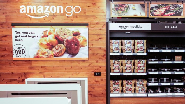 纽约首家Amazon Go将支持现金支付