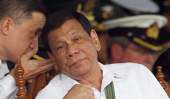 """乡村旅游网:菲律宾总统杜特尔特家族陷""""涉毒""""指控"""