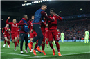 欧冠:惊天逆转!利物浦4:3力克巴萨闯入决赛