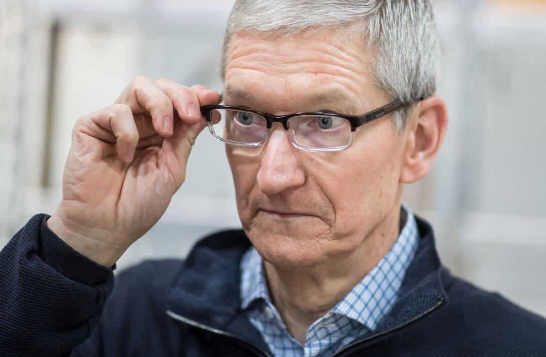 苹果库克:我对科技公司被说成垄断者深感挫折