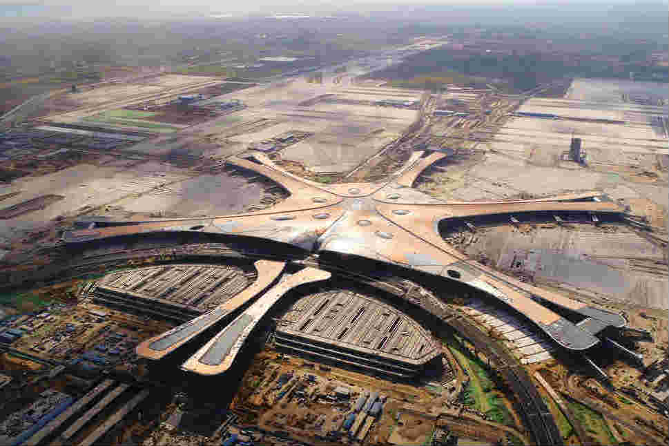 北京大兴机场真机试飞定在下周一