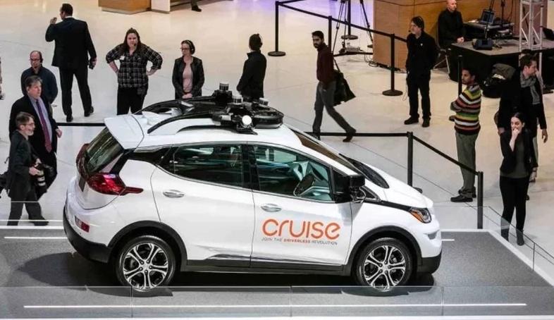 通用汽车公司自动驾驶汽车部门Cruise获得11.5亿美元投资