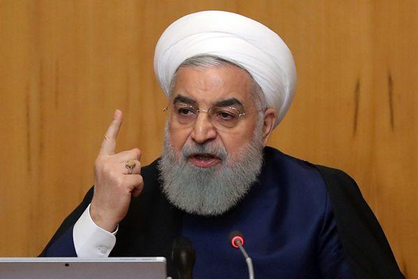 """伊朗总统决定停止履行""""伊朗核协议""""部分承诺"""