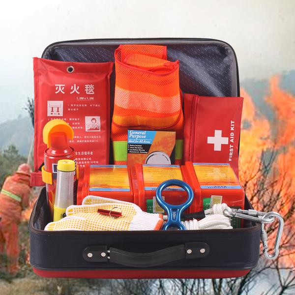 《家用防灾应急包》国标5月1日实施