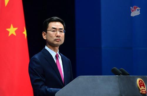 美众院通过《2019年台湾保证法》 外交部:是对中国内政的粗暴干涉
