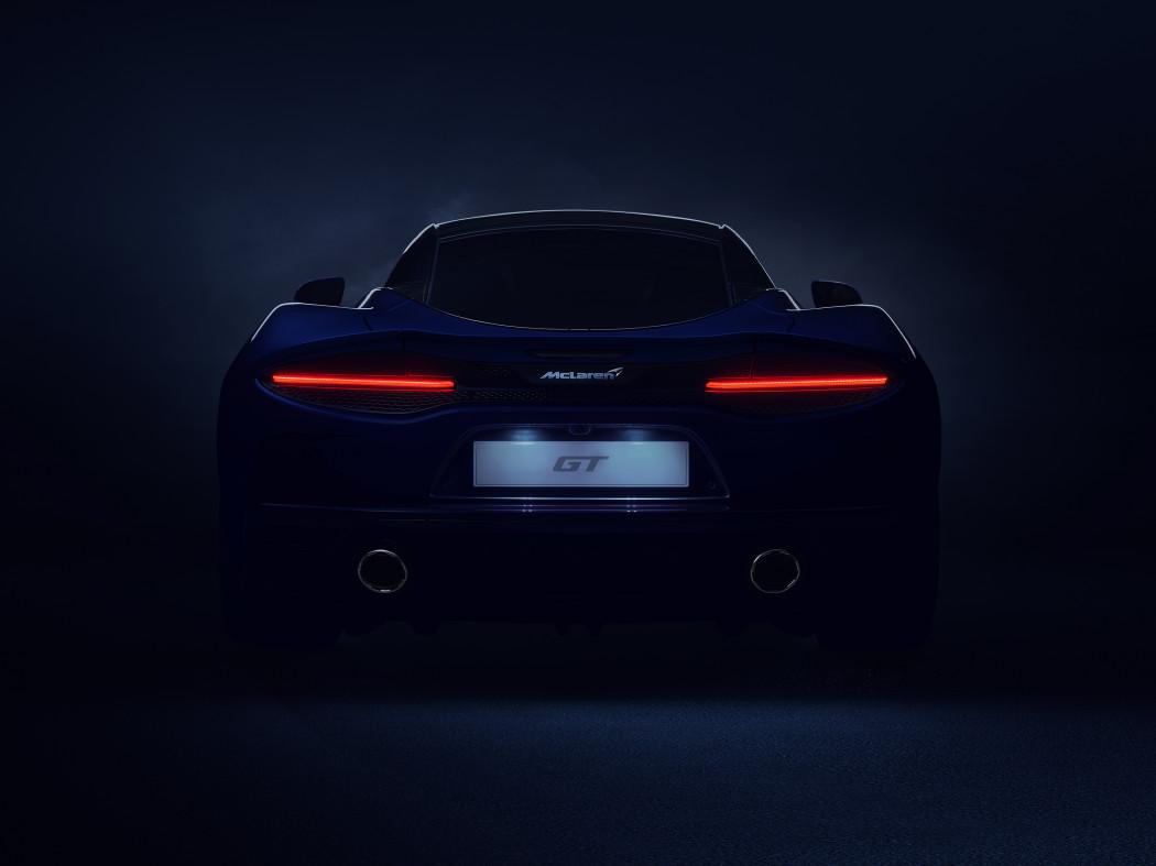迈凯伦公布新超跑GT预告图 5月15日发布