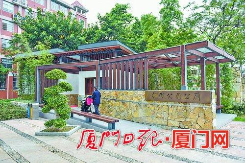 旅游厕所革命 | 同安区已新建和改扩建公厕66座