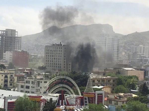 快讯!阿富汗首都喀布尔发生爆炸