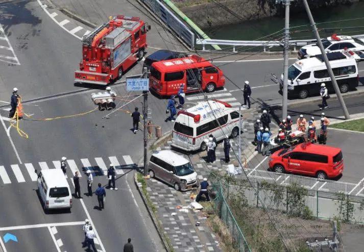 日本突发汽车撞幼儿园师生事件,已造成2人死亡4人重伤