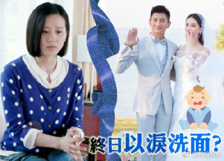 刘诗诗方否认产后患抑郁症:没有的事