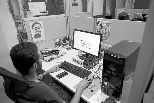 伊朗互联网市场制裁下露生机