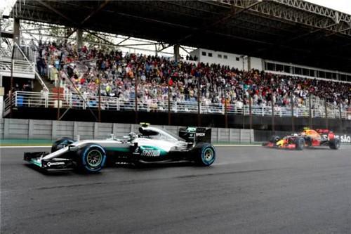 F1巴西大奖赛明年起将移至里约热内卢举行