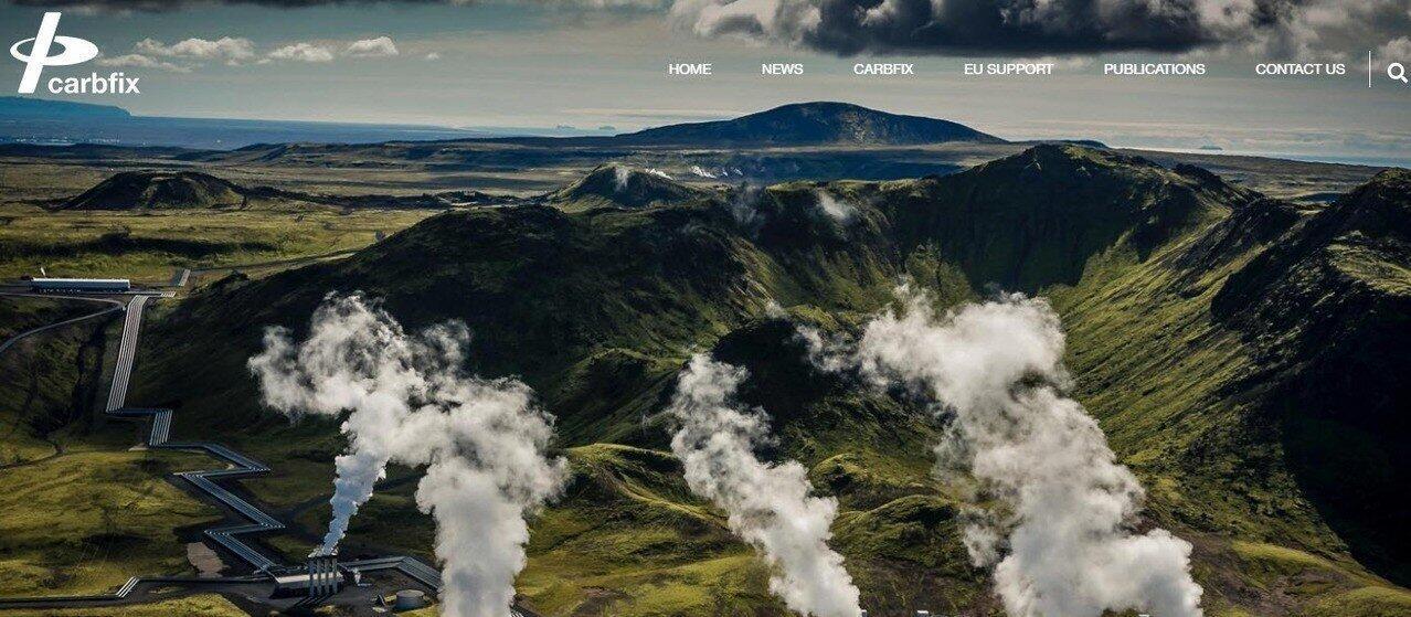 减缓温室效应 冰岛地质学家把二氧化碳变石头