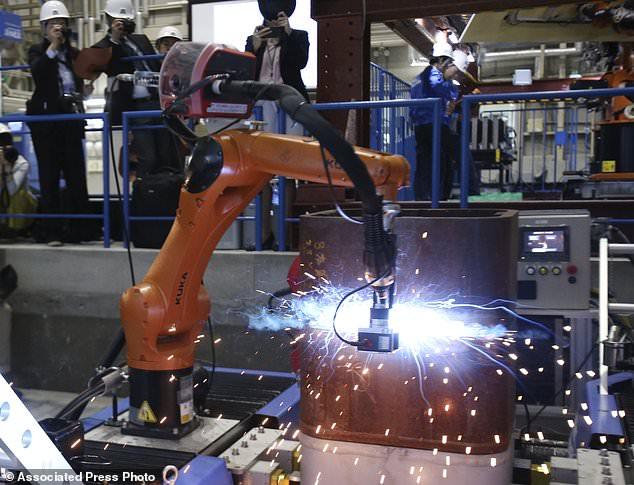 2025年全球超过七千台自动化设备应用于建筑行业