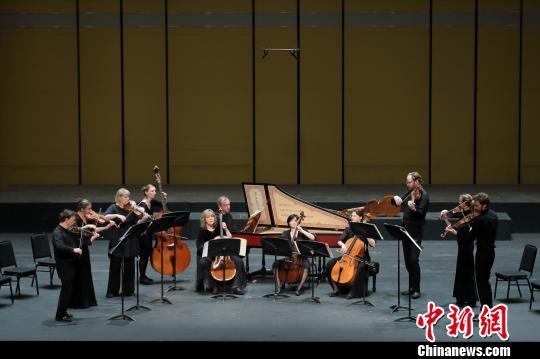 巴赫《勃兰登堡协奏曲》全集献演上海大剧院