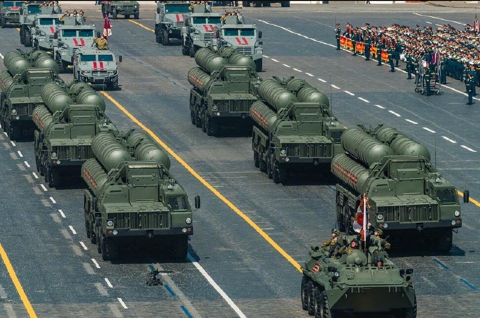 莫斯科红场举行胜利日大阅兵 亮点都在这了