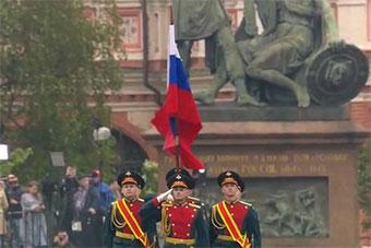 俄羅斯紀念衛國戰爭閱兵 亞爾斯洲際導彈亮相