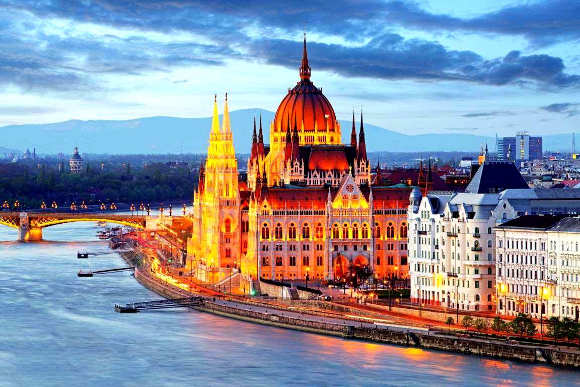 布达佩斯:多瑙河上的明珠
