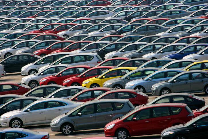 西欧4月汽车销量下降1%  英国与德国领跌