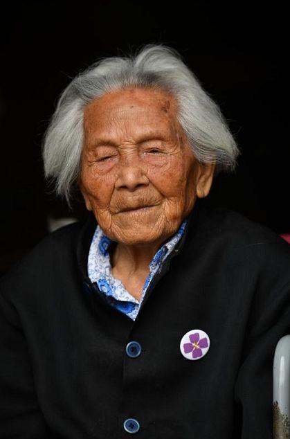 """即将过百岁生日的""""慰安妇""""制度受害者汤根珍老人,走了"""