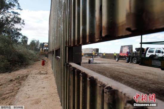 4月美南部边境近10万非法移民被捕 创10余年新高