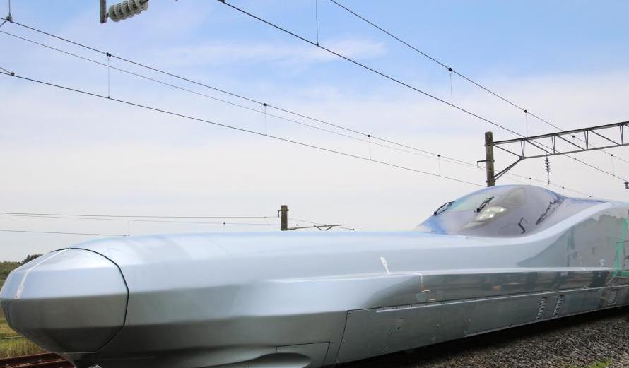 """日本將試跑新一代""""長鼻子""""新干線列車 時速360公里"""